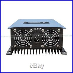 1KW Grid Tie Inverter Power Limiter Auto Switch 110V 220V with MPPT Function Hot