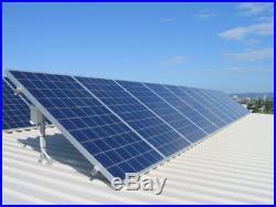 2.8 KW Solar Panel With 3000 watt Grid Tie Inverter 10 Panels