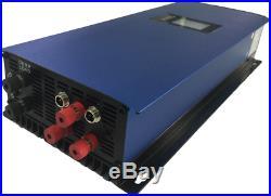 2000W Grid Tie Inverter On Grid 45-90VDC input from Solar Panel for Solar System