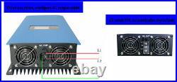 2000W Solar Grid Tie Inverter with Power Limiter Sensor DC45-90V to AC190-260V