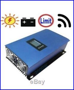 2000W Solar on Grid Tie Inverter Limit for PV Panels Home SUN 2000G TIL2-WIFI