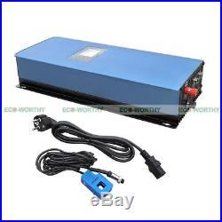2000W Solar on Grid Tie Inverter with Limiter / Battery DC Input voltage 45V90V