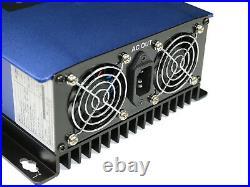 2000W Wind Power Turbine Grid Tie Inverter For AC220V DC45V-90V Wind System