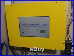 2000W Wind Turbine Grid Tie Inverter TGE