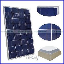 20PCS 100W Solar Panel 2000W Solar System with 2KW Solar on Grid Tie Inverter