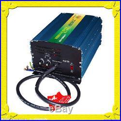 2500W Grid Tie Inverter 28V-48V DC/220V AC With MPPT Charger For 24V Solar Panel