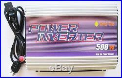 250w 300w 500w 600w Solar Panel Grid Tie Power Inverter Wind Turbine, Pick One