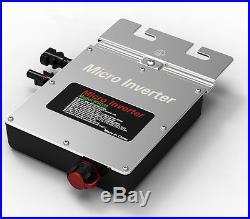 250W Grid Tie Micro Inverter 22-50VDC AC120/230V Pure Sine Wave solar inverter