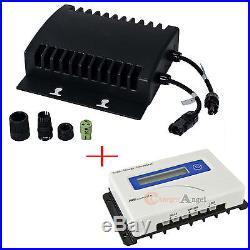 250wMPPT Micro Solar Grid Tie Inverter Pure Sine-wave DC10.830V to AC110V/230V