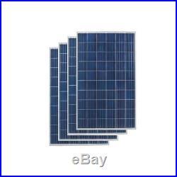 26 Samsung-250 Watt, 36 volt Solar Panels with 2- 3000 watt grid tie inverters