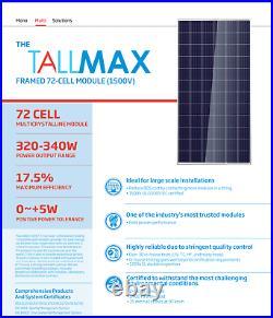 3.2 GROUND MOUNT KIT-10x320-SOLAR PANEL-WITH SOLAREDGE INVERTER, ZIGBEE & RACKING