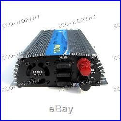 300W 500W 1KW micro grid tie inverter for solar home system With MPPT function ECO