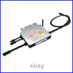 300W 600W Grid Tie Inverter DC18-50V for 36V Solar Panel Pure Sine Wave Inverter