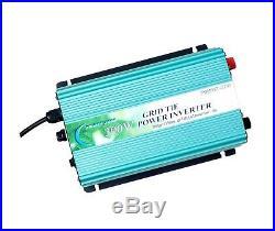 300W Grid tie Power Inverter DC 14V-24V to AC 110V, Used for Solar Panel MPPT