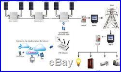 300W Micro Grid Tie Inverter IP65 Wireless communication22-50V DC to 110V/220V