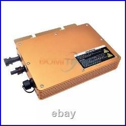 300W Waterproof Grid Tie Inverter 24V/36V Use For Solar Panel Pure Sine Ware CE