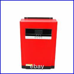 3200W Solar Inverter Charger 500VDC MPPT 80A PWM Hybrid Inverter DC24V AC230V US