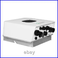 3KW Solar Wechselrichter Growatt MIC 3000TL-X Grid-tie Inverter PV Photovoltaik