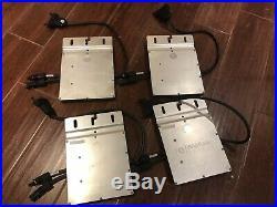 4 ENPHASE M250 240V MC4 M250-60-2LL-S22 Microinverters Solar Micro Inverter