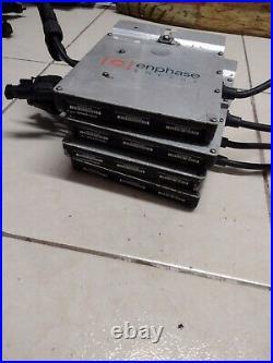 4 Used ENPHASE ENERGY M250-72-2LL-S22 Solar Micro-Inverter