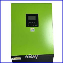 4000W Grid Tie Inverter 80A MPPT Hybrid Solar Inverter 48V 220V 60A AC Charger