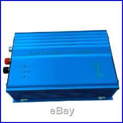 500W Solar Grid tie inverter for 12V 24V 36V 48V batteries adjustable output