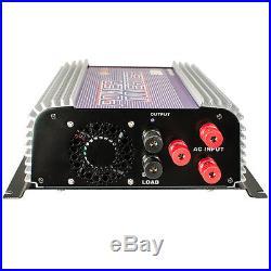 500W Watt Wind Grid Tie Inverter AC Input 22V-60V 3 phase in to 110V