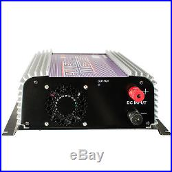 500w MPPT Grid Tie Solar Power Inverter 10.8-30V DC TO AC110/120V