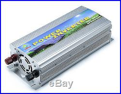 500w on grid tie pure sine wave solar inverter for solar panel DC to AC110&220v
