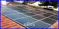5KW Grid-Tie with 250w Solar Panel Sunny Boy SB4000US inverter Unirac SM Rail