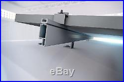 5kw home solar panel kit, grid tie inverter, polysilicon solar cells