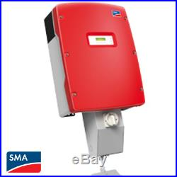 6000 WATT SMA SOLAR INVERTER WITH DISCONNECT BOX Model SB6000US-10