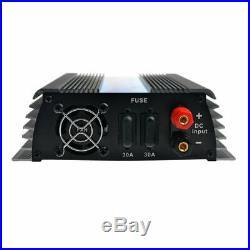 600W Grid Tie Inverter Stackable DC11-32V to AC110V Pure Sine Wave Microinverter