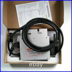 600W Grid Tie Inverter Waterproof MPPT Stackable DC18-50V Pure Sine Wave Inverte
