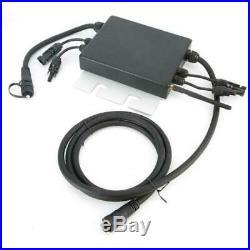 600W Waterproof Grid Tie Inverter DC18-50V Pure Sine Wave Inverter 2.4G Wireless