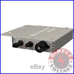 600W grid tie micro inverter with communication function, 22-50V DC to AC 80-160