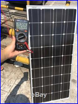 6100W Grid Solar Panels with 1000W Grid Tie Inverter Complete 600W Solar System