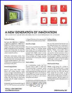 6kw 6480 watt photovoltaic system, grid tie inverter, solar panel 270w