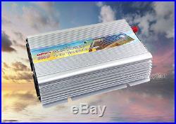 800 Watts 10.5 V-28 V DC Mppt Grid Tie Inverter 110 V-120 V190 V-240 V Ac 60 Hz