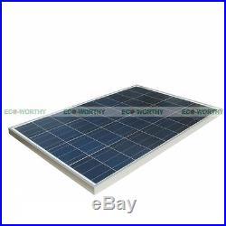 800W 24V Grid Tie Kit 8100W Solar Panel with 1200W Inverter for 110V Home Power