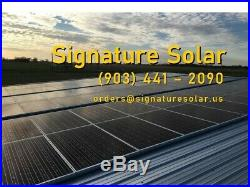 9.45kW 315W 60-cell Mono Solar Panel (pallet of 26) + String Grid-Tie Inverters