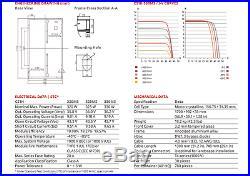 9.75 kW Grid-Tie Roof Mount Solar Panel Kit SOLIS Inverter & Ironridge Racking