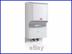 ABB PVI-3.6TL OUTD grid tie solar inverter, 2 MPPT, 3600w, fast shipping form EU