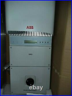 ABB PVI-3.8-OUTD-S-US-A 3.8KW GRID-TIED SOLAR INVERTER NEW open box to inspe