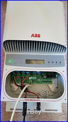 ABB (Power-One) Aurora PVI-3.6-TL -OUTD Solar PV Inverter Dual MPPT Tracker