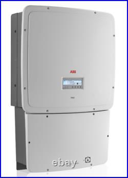 ABB Trio Solar Inverter 27.6kw 480v 3ph TRIO-20.0-TL-OUTD-S1B-480 Aurora