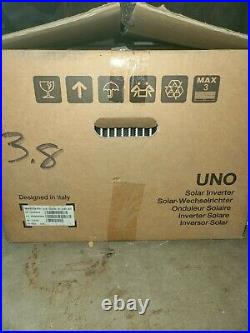 Abb Pvi-3.8-outd-s-us-a 3.8kw Grid-tied Solar Inverter New
