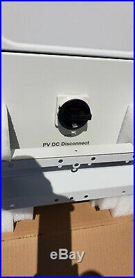 Abb pvi solar Grid Tie inverter pvi 3.8-outd-s-us-8