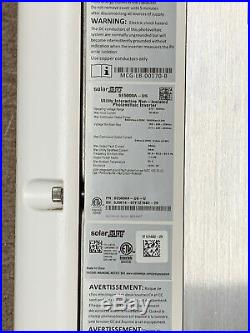 Barely Used SolarEdge SE5000A-US Utility Interactive Solar Grid-Tied Inverter