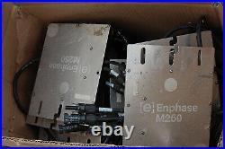 Bulk LOT 40 Enphase M250 Energy Utility Interactive Micro Inverter Solar